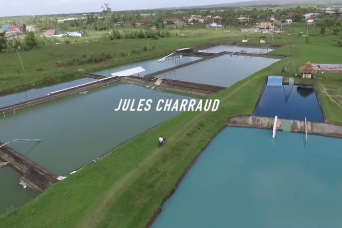 Jules Charraud - After typhoon
