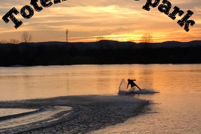 WELCOME Totem Wake Park !