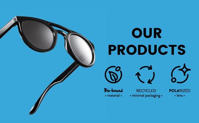 ÛS EYEWEAR, nouvelle marque de lunettes, mais pas seulement...