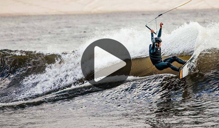 Nico von Lerchenfeld x Surf Snowdonia