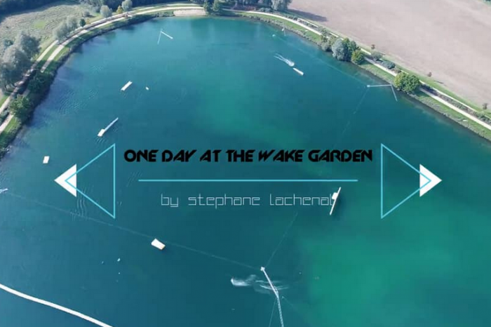 One day at the Wakegarden - Stephane Lachenal