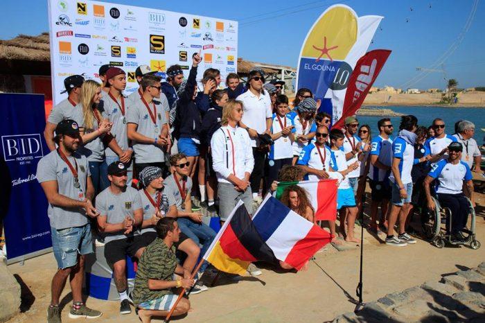 Un titre, un podium et le bronze par équipe pour les Bleus aux Championnats d'Europe de Wake Cable !