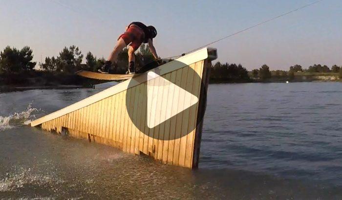 Rider 4 wakeparks en une journée, c'est faisable ?
