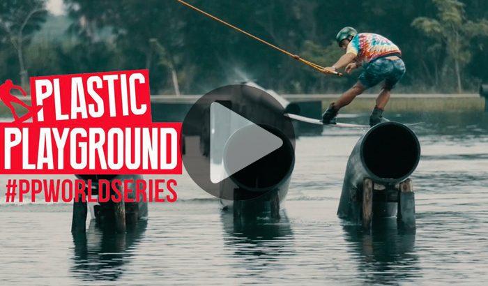 Plastic Playground Thai Wake Park 2018 - La vidéo !