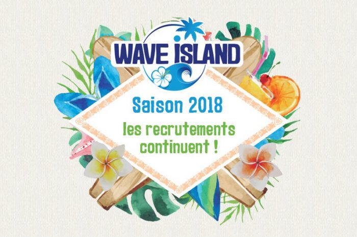 Wave Island recrute !!!!!!