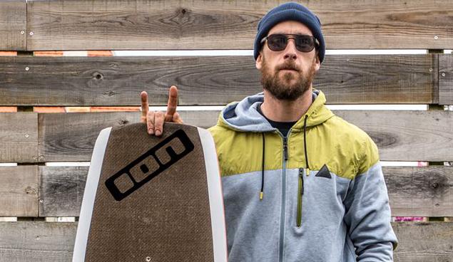 Nouveau sponsor de boards pour Vincent Sudrat !