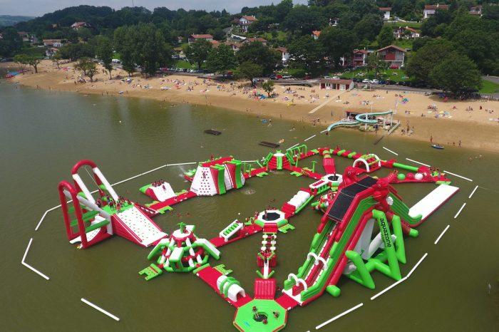 """Aquazone WipeOut, ajoutez du """"Fun"""" à votre wakepark !"""
