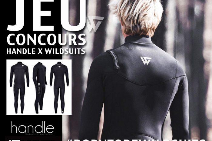 Gagne 3 combis Wildsuits !!!!!