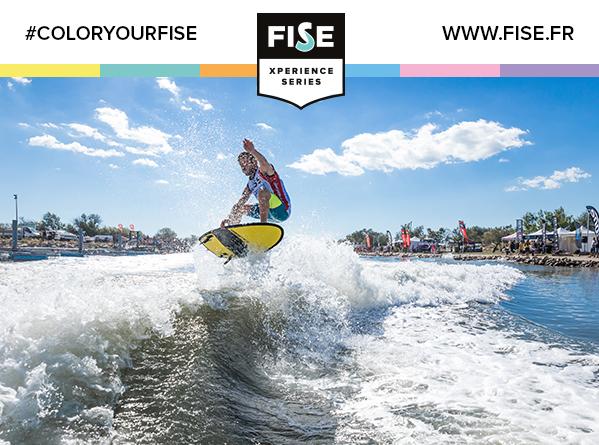 FISE XPERIENCE SERIES - Coupe du Monde de Wakesurf !