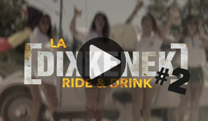 LA DIKKENEK RIDE & DRINK #2