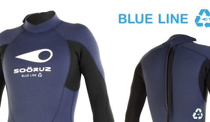 Avec la Blue Line, la marque française Soöruz signe une grande première !