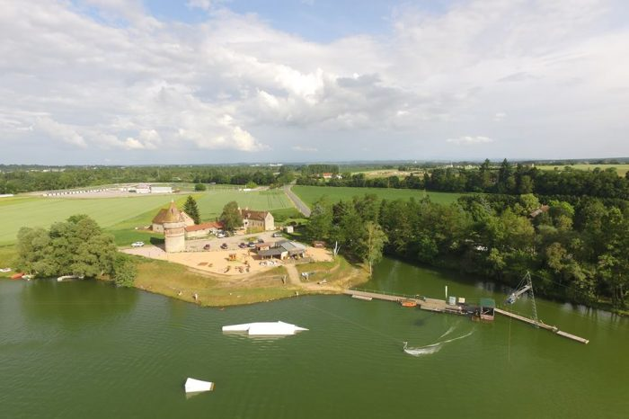 Natural Wake Park, le mix parfait de ride, de chill et de nature, au coeur de l'Auvergne !!