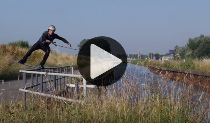Daniel Grant, Real X Games - Behind the Scene !!!