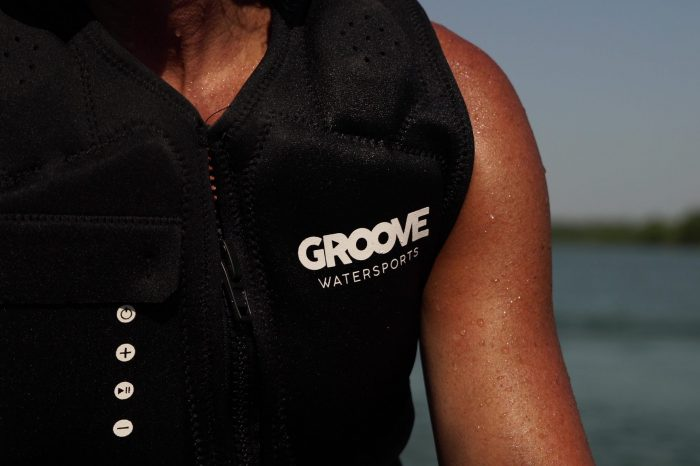 """Ride en musique avec la """"Groove Vest"""" !"""