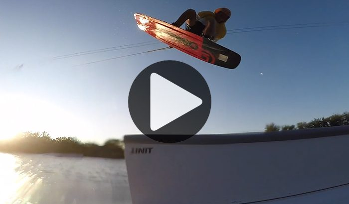 Bryan Artus, Sunset Set at TSJ Wakepark