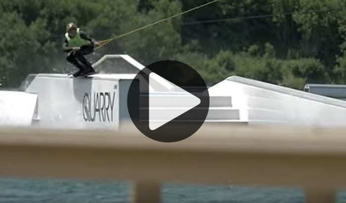 Daniel Grant - The Quarry Cable Park