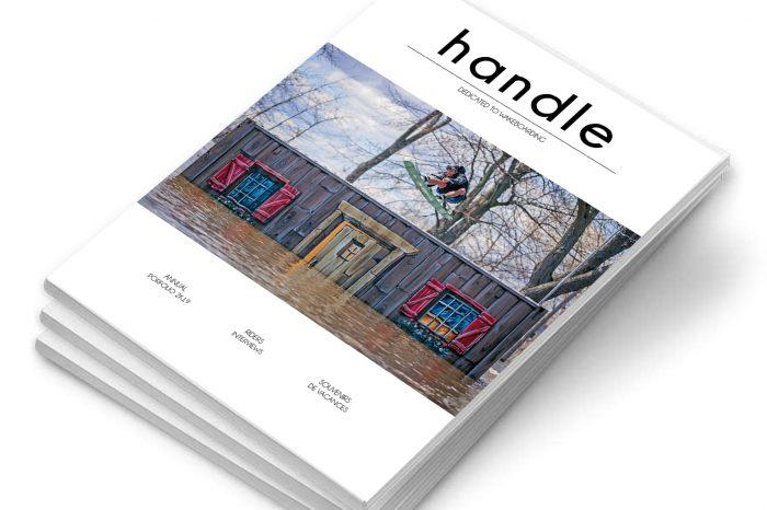 HANDLE YEAR BOOK 2019 - EN VENTE DÈS AUJOURD'HUI !!!!