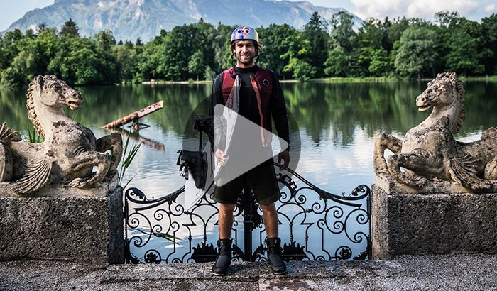 """Sounds Of Wake"" - Dom Hernler rocks Salzbourg !"