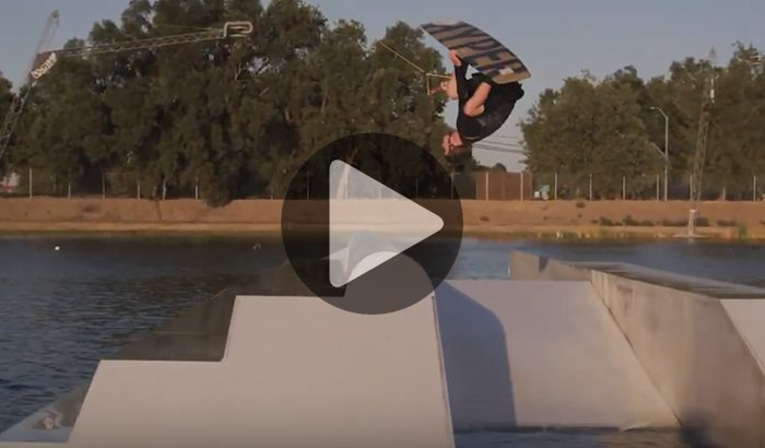 GRAEME BURRESS NEW PRO MODEL: HYPERLITE BLACKLIST