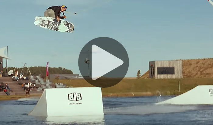 DOMINIK GUEHRS | BEST OF WAKEBOARDING 2020