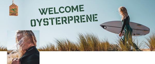 l'OYSTERPRENE, La fusion de l'environnement et de la haute performance, signée SOÖRUZ !