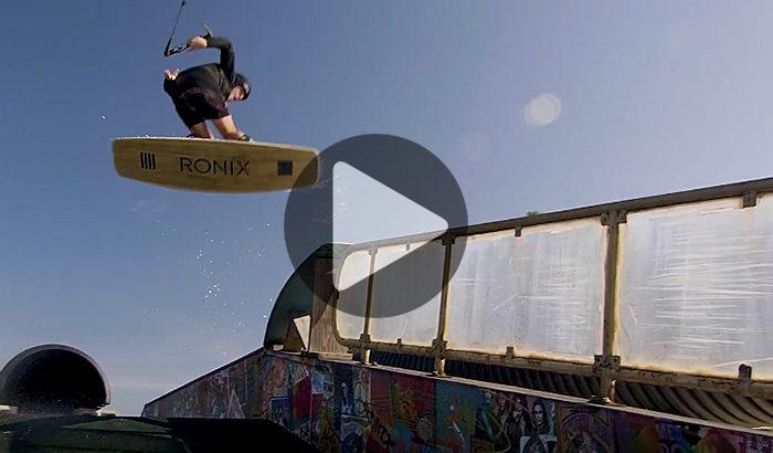 Gavin Stuckey x Lake Ronix