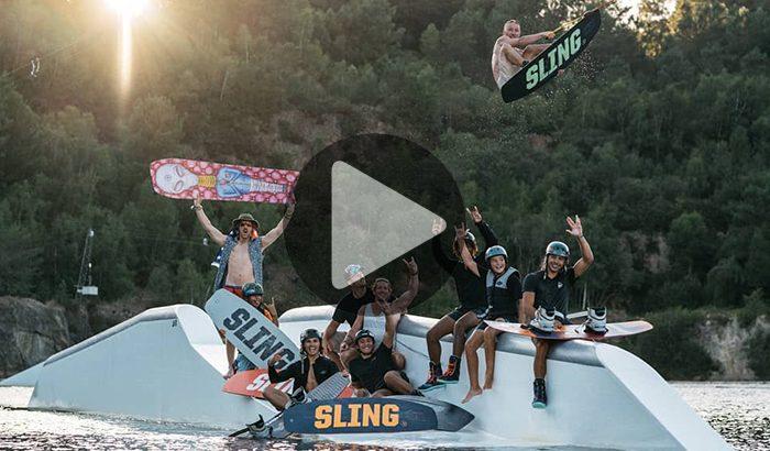 Slingshot Wake France - VIDEO TEAM !