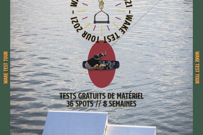 WAKE TEST TOUR 2021, SportPulsion lance les hostilités !