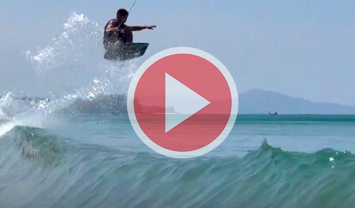 """Explore the More"" - Daniel Grant ""Wakesplore"" Phuket, Thaïlande !"