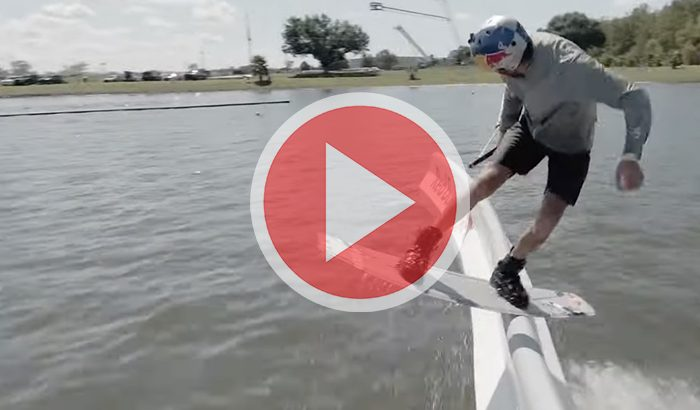 Guenther Oka / OWC Cable Park... A must watch !